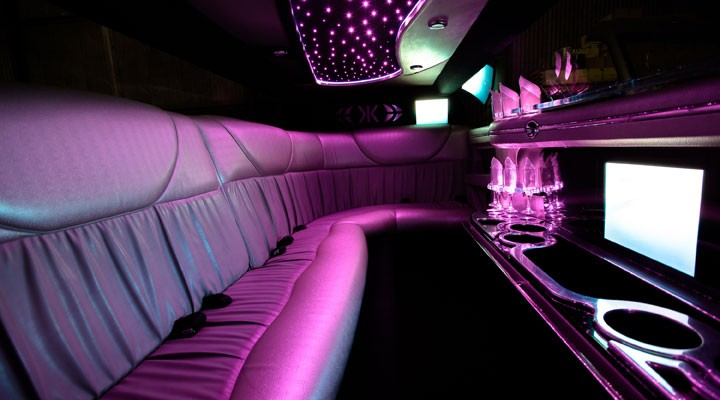internal limo pink