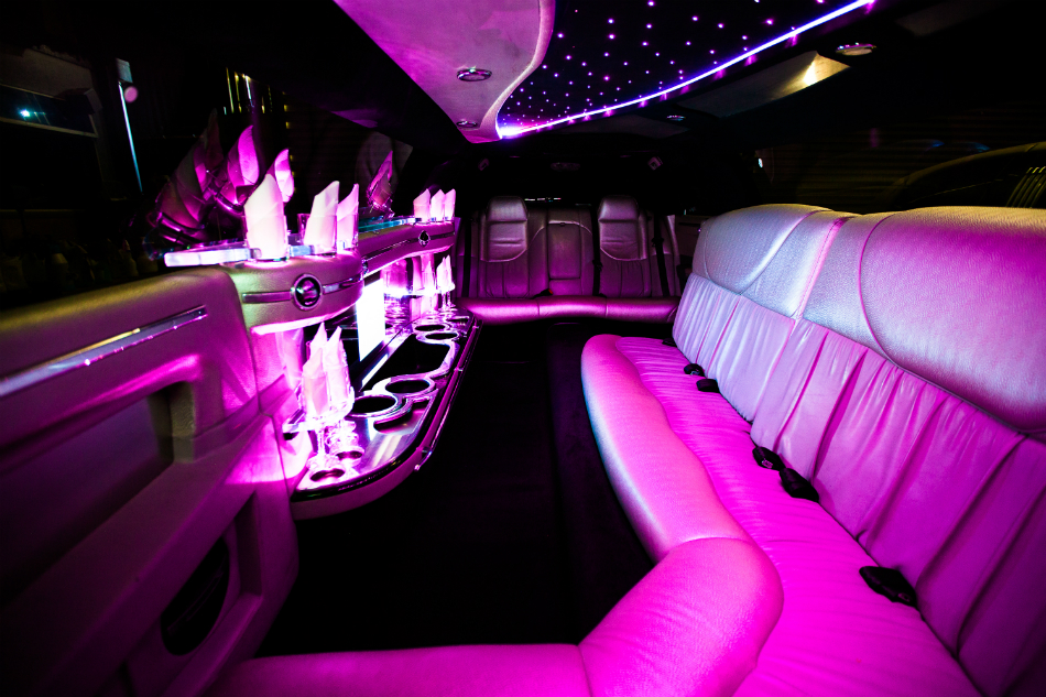 Baby Bentley Limo Hire Essex Chrysler Limo Hire Essex