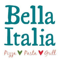 Bella Italia Menu
